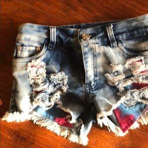 Other - Girls denim shorts